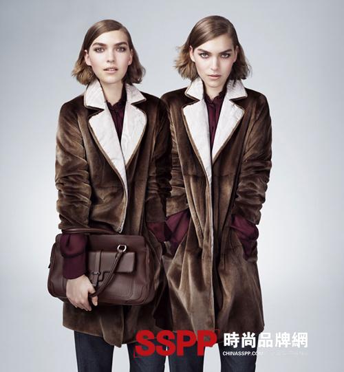 GIADA迦达2011秋冬季时尚流行女装广告大片