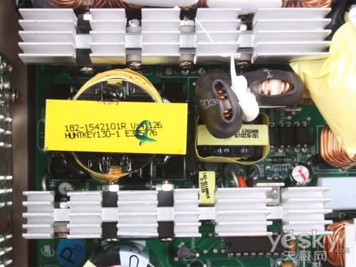 航嘉jumper550电源-整流开关电路