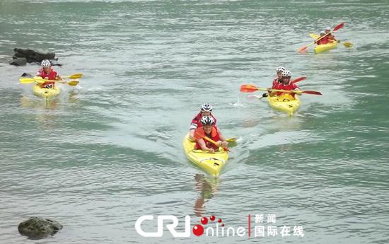 21公里皮划艇比赛