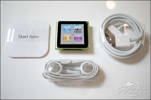 生活离不开音乐 苹果iPod nano6仅1198元
