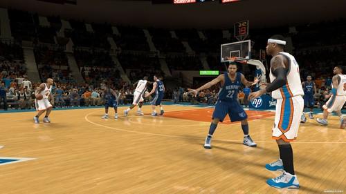 《NBA 2K12》正式发布 中文版下旬推出