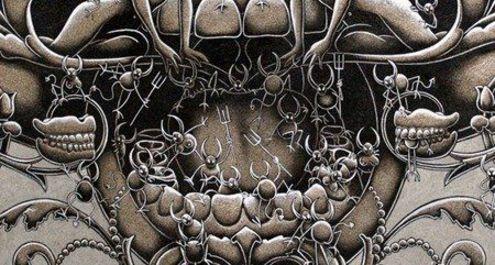 不可思议的巨幅宗教铅笔画-科技频道-和讯图片