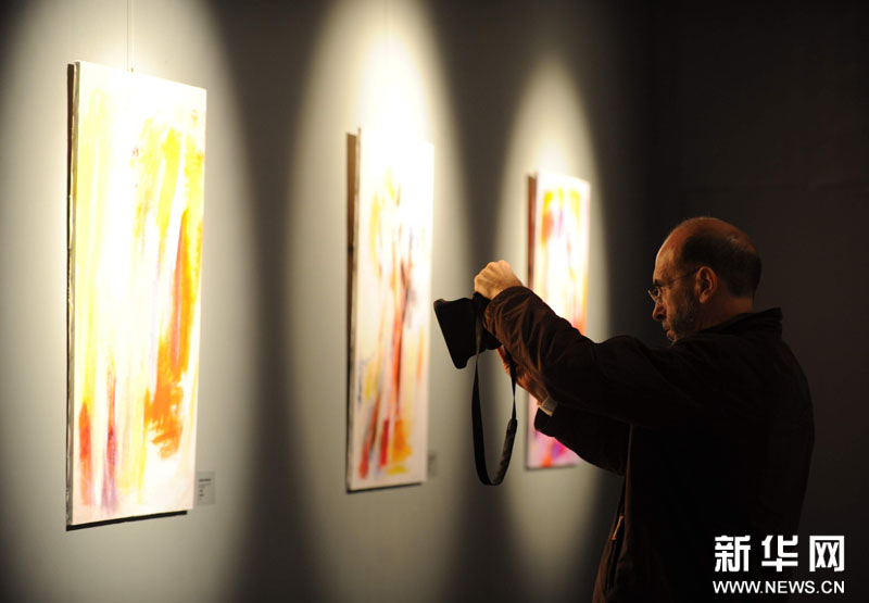 米兰国立美术学院画展登陆国家大剧院