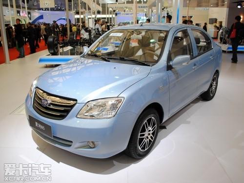 乌兰察布车市 天津一汽夏利N5优惠回收 购车直降2千高清图片