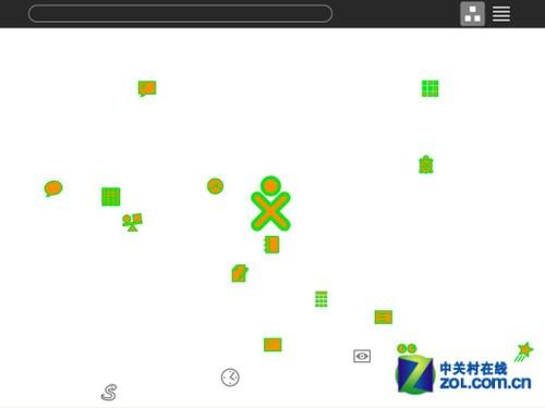 个应用,对应的图标就鲜亮起来-比Win8还萌 儿童专用操作系统