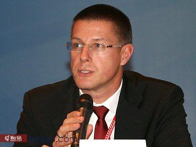 德国STOOXX指数公司首席执行官Hartmut Graf