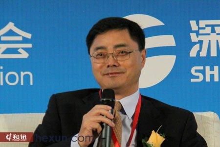 中国金融期货交易所总经理  朱玉辰