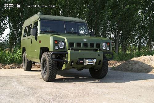 北京勇士民用军车