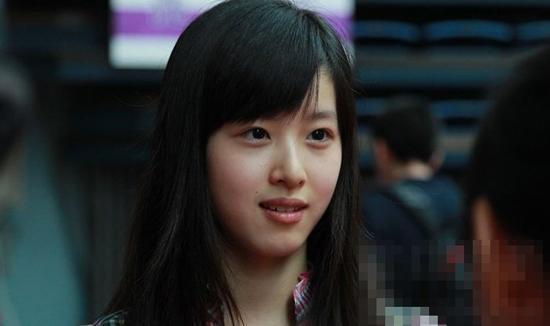 清华校花潘潇潇_清华大学校花刘晓琳