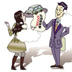 高保低赔潜规则惹争议