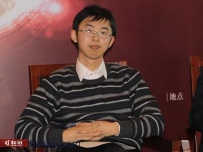 中国东方资产管理公司投资部首席交易员 王自强