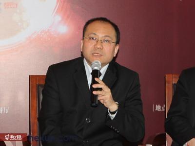 中期研究院院长王红英