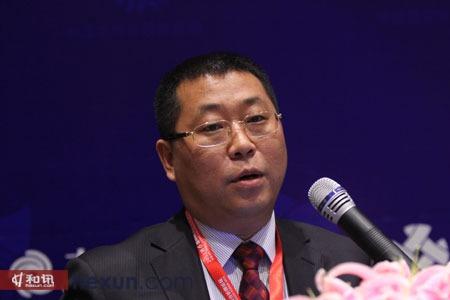中国玉米网总经理 冯利臣