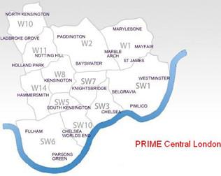 伦敦邮政编码