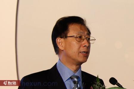 中国证监会副主席 姜洋