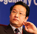 中国保监会主席项俊波