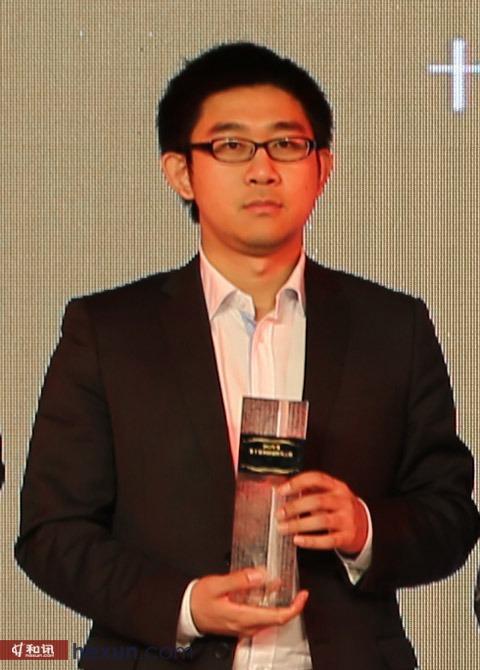银华基金领取十大品牌基金公司奖项