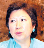 印尼旅游部部长冯慧兰