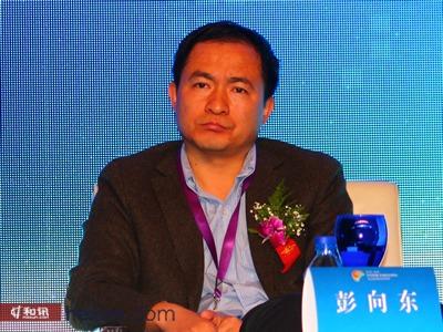 农业银行金融市场部副总经理彭向东