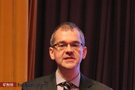 CRU多种商品事业部总监 Paul Robinson