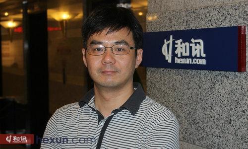 中国量化投资学会理事长丁鹏