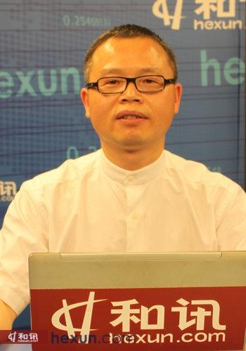 上海升阳资产管理有限公司副总裁李琴忠
