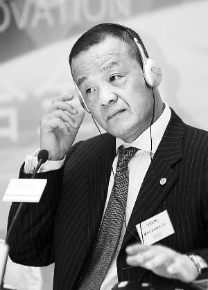 59岁的中国平安集团董事长马明哲.-马明哲互联网金融 语录