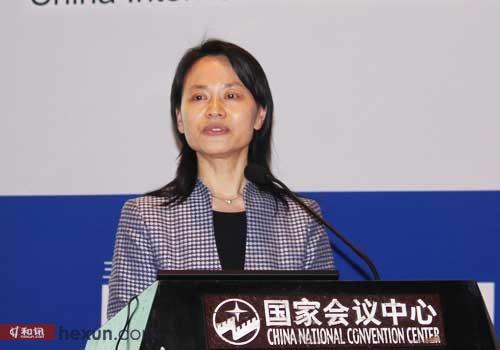中国支付清算协会副秘书长王素珍