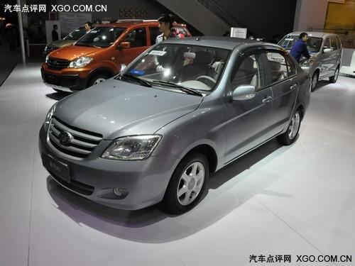 夏利N5车型-2014款夏利N5综合优惠5000元现车销售中高清图片