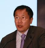 美国芝加哥期权交易所(CBOE)董事总经理 郑学勤