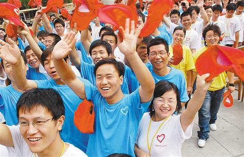 万余大学生志愿者 十年接力 真情服务 爱洒新疆