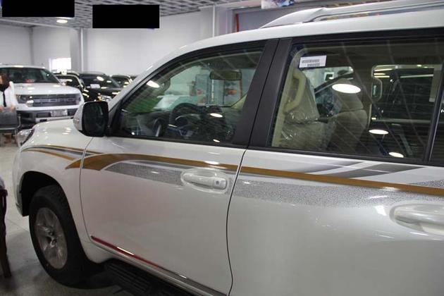 丰田霸道2700现车 普拉多4000低价出售高清图片