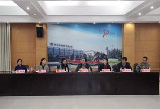 2014年河南上市公司诚信公约阳光行走进瑞贝卡