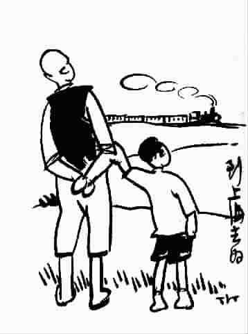 动漫 简笔画 卡通 漫画 手绘 头像 线稿 358_481 竖版 竖屏