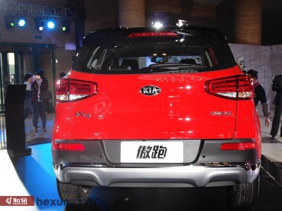 起亚KX3傲跑上市售11.28-18.68万元 完善SUV产品线
