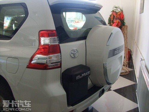 15款进口丰田霸道2700中东版五一促销 15款进口丰田霸道2700中东版高清图片