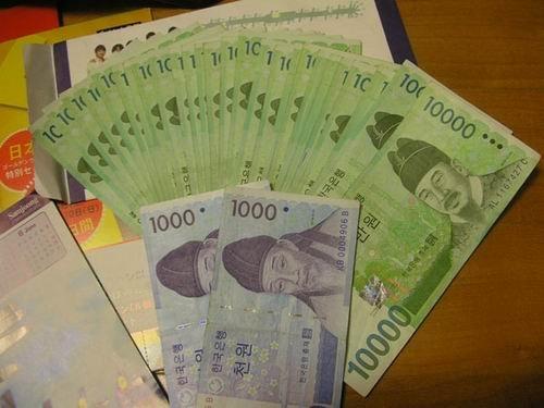 130万韩元_美元兑韩元技术分析:总体关注焦点乃2015年高点