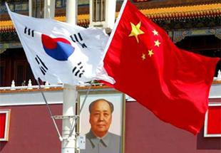 中韩经贸合作要把西部变成前沿阵地