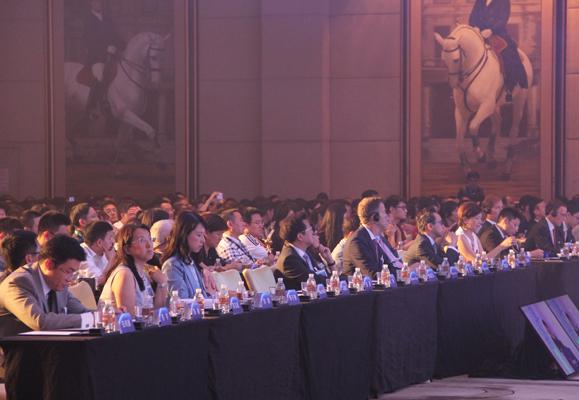 2015諾亞財富全球資產配置高峰論壇現場