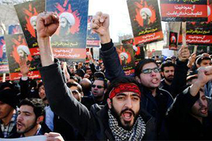 中东局势恶化