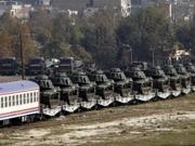 土耳其大军开进叙利亚
