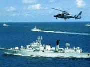 中国和柬埔寨将首次举行联合海上演习