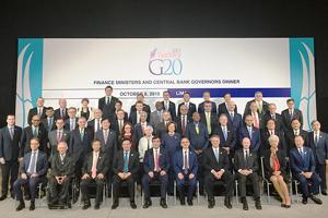 G20财长和央行行长会议