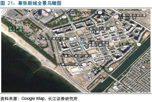 海滨住宅规划手绘