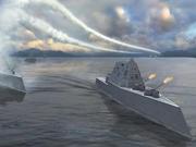美军最新锐战舰或部署太平洋