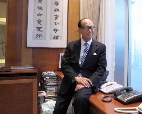 7位商界大佬办公室:李嘉诚最神秘 王健林最艺术