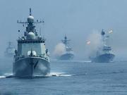 中俄将在南海举行联合军演