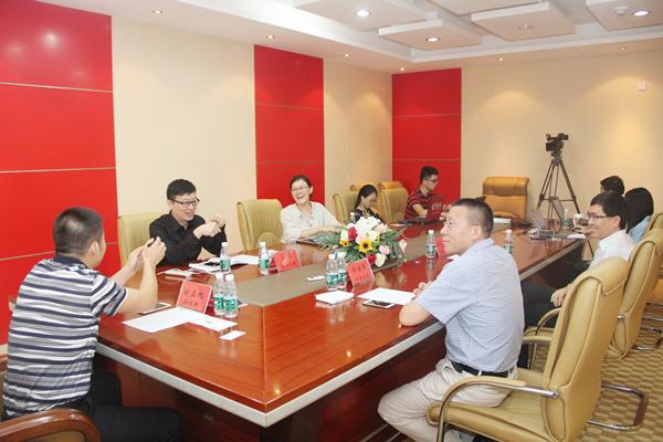 《上市公司高管座谈会》第二期现场