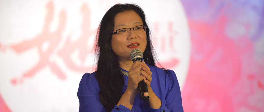 夏华:女性做事出发点一定要敢于任性
