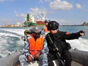 中国在吉布提首建海外基地:正成全球海洋大国